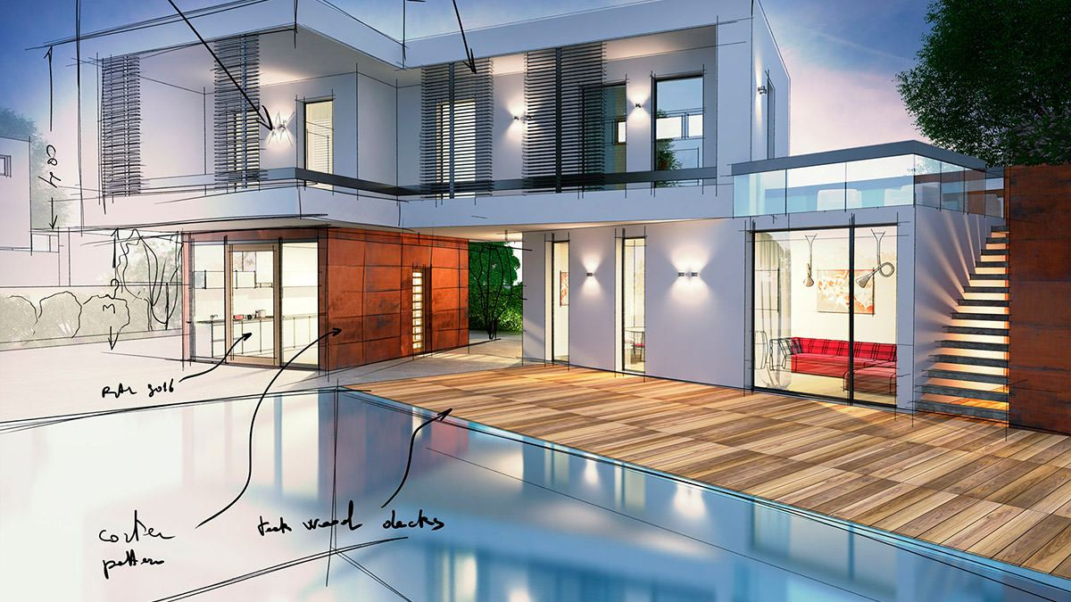 Dise o arquitect nico estructural y electromec nico de for Diseno estructural de piscinas