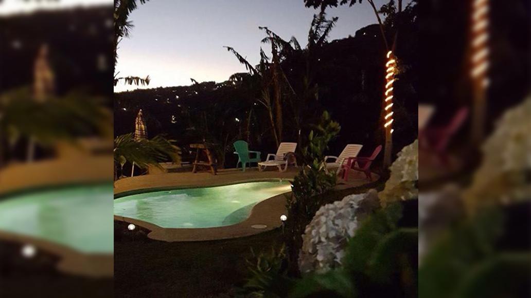 Pool construction in Aserri Costa Rica