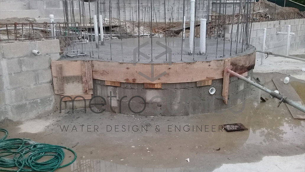 Pool design projects