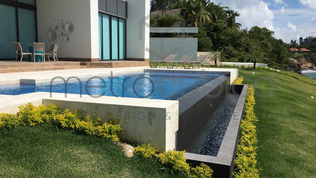 Pool construction projects