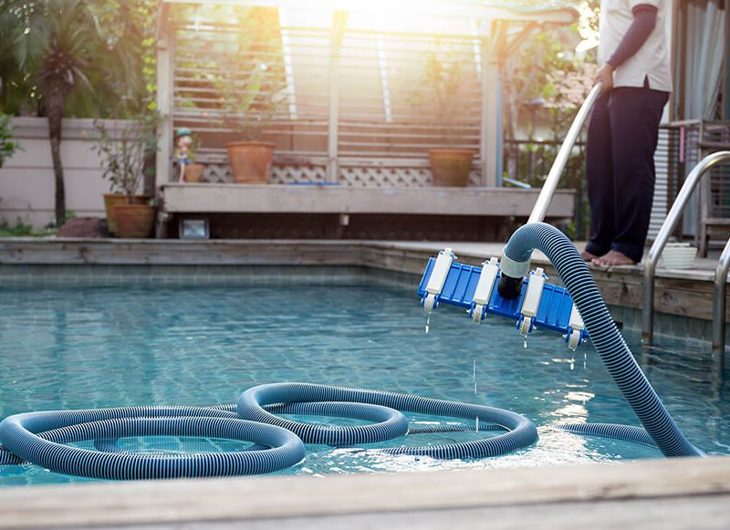 Maintenance of Swimming pool in Rainy Season