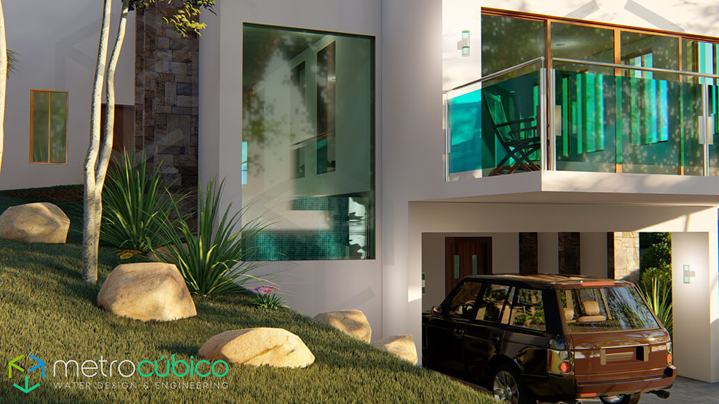 Proposal for house Angulo