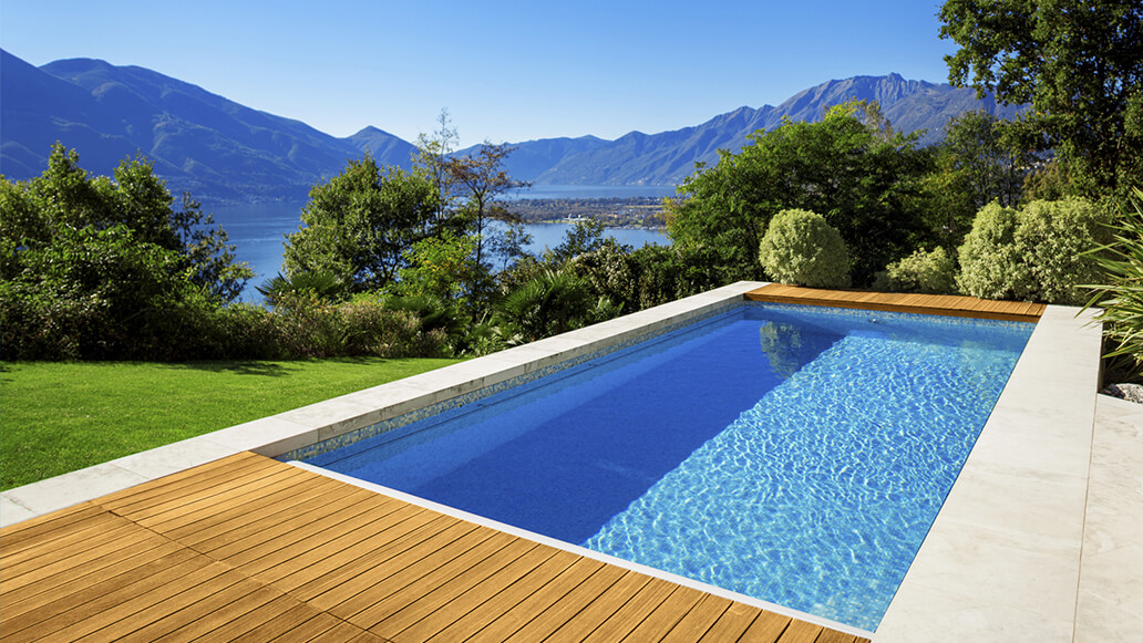 Considerations when building a pool in the mountains of Costa Rica