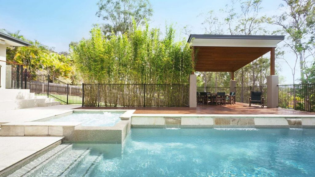 Finishing materials for spas and pools in Costa Rica
