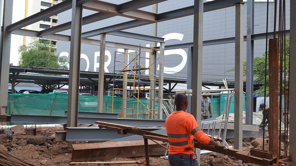 Construction Process 1