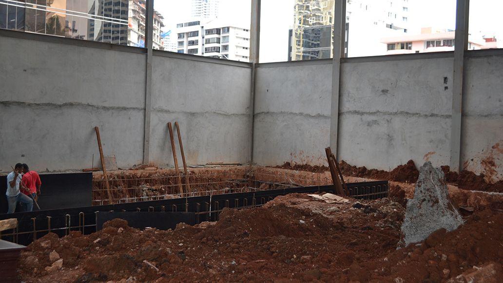 Construction Process 2
