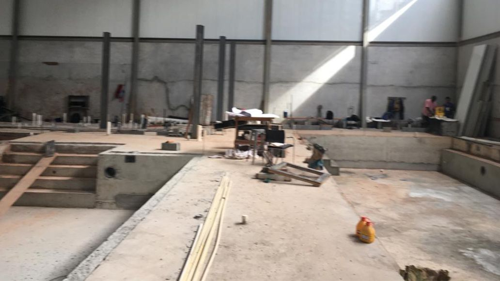 Construction Process 5