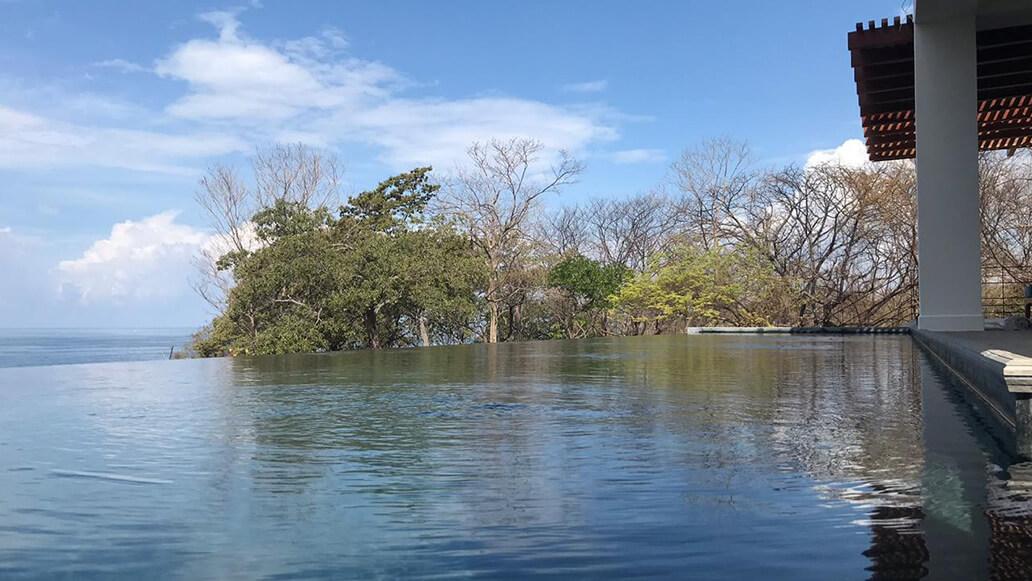 Piscina Villa 11, Playa Carrillo
